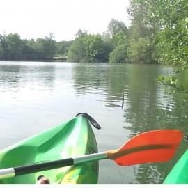 Woka, base de loisirs en Franche-Comté